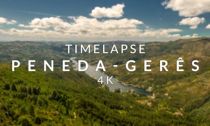 Timelapse Parque Nacional da Peneda-Gerês 4K