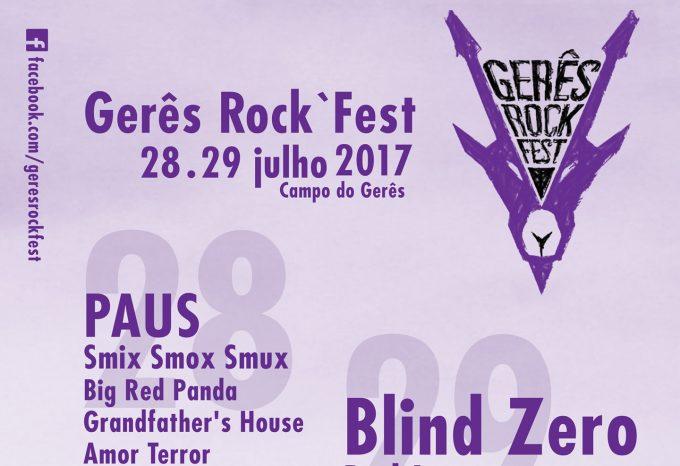 Gerês Rock'Fest 2017: um novo festival no Gerês|