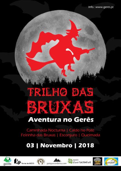 """Caminhada Nocturna """"Trilho das Bruxas"""" – Aventura no Gerês"""